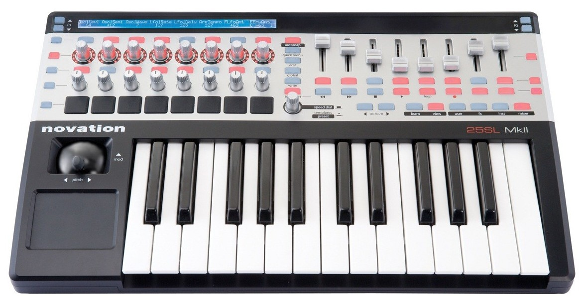 MIDI-контроллер Novation Launch Control XL