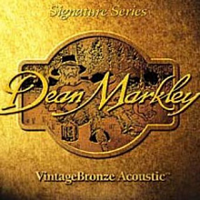 CТРУНЫ DEAN MARKLEY VINTAGE BRONZE 12-STRING 2206