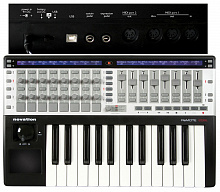 MIDI КЛАВИАТУРА NOVATION REMOTE 25 SL