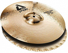 ТАРЕЛКА PAISTE 14 Alpha Brilliant Sound Edge Hi-Hat