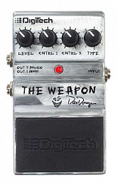 ГИТАРНЫЙ ЭФФЕКТ DIGITECH THE WEAPON - DAN DONEGAN