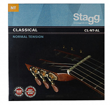 СТРУНЫ STAGG CL-NT-AL