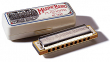 ГУБНАЯ ГАРМОШКА HOHNER MARINE BAND 1896/20 E HARM. MINOR