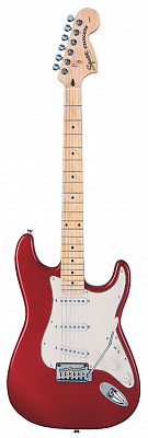 ЭЛЕКТРОГИТАРА FENDER SQUIER STANDARD STRATOCASTER MN CANDY APPLE RED