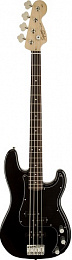БАС-ГИТАРА FENDER SQUIER AFFINITY P-BASS RW BLACK