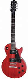 EPIPHONE LES PAUL STUDIO WORN CHERRY CH HDWE