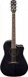 FENDER T-BUCKET 300CE FLAME MAPLE TRANSPARENT BLACK