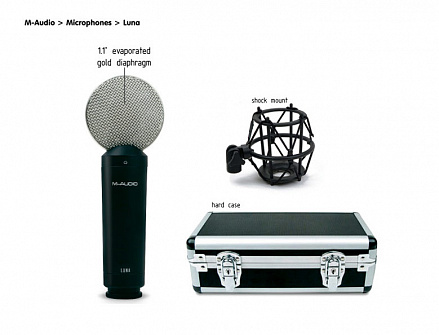 МИКРОФОН M-AUDIO LUNA