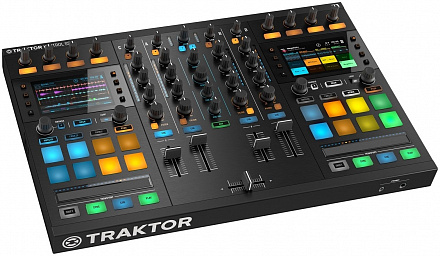 DJ КОНТРОЛЛЕР NATIVE INSTRUMENTS TRAKTOR KONTROL S5