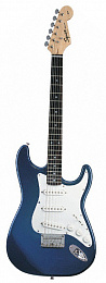 ЭЛЕКТРОГИТАРА FENDER SQUIER BULLET STRAT RW BALTIC BLUE