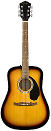 Акустика FENDER FA-125 Dreadnought, SB WN