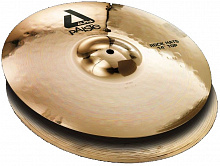 ТАРЕЛКА PAISTE 14 Alpha  Brilliant Rock Hats