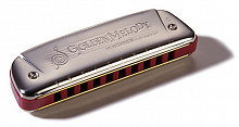 ГУБНАЯ ГАРМОШКА HOHNER GOLDEN MELODY 542/20 Bb
