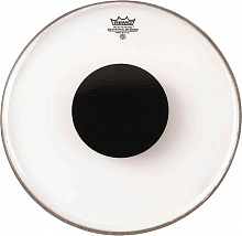 "REMO CONTROLLED SOUND 14"" COATED BOTTOM BLACK DOT"
