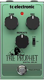 Педаль TC ELECTRONIC THE PROPHET DIGITAL DELAY