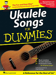 HAL LEONARD UKE UKULELE SONGS FOR DUMMIES