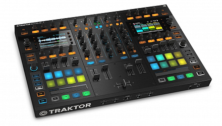 DJ КОНТРОЛЛЕР NATIVE INSTRUMENTS TRAKTOR KONTROL S8