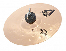 ТАРЕЛКА PAISTE 08 Alpha Brilliant Thin Splash