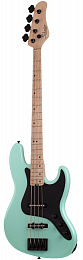 Бас-гитара SCHECTER J-4 SEA FOAM GREEN