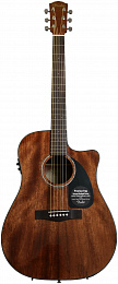 Гитара электроакустическая FENDER CD-60CE ALL MAHOGANY DREADNOUGHT NATURAL