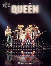 HAL LEONARD 672538 BEST OF QUEEN