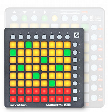 Миди контроллер NOVATION LAUNCHPAD MINI