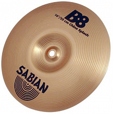 ТАРЕЛКА SABIAN 10 CHINA SPLASH B8