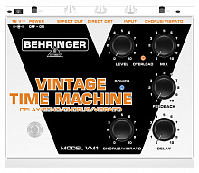 ГИТАРНЫЙ ЭФФЕКТ BEHRINGER VM1 VINTAGE TIME MACHINE