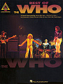 HAL LEONARD  RVRN THE WHO BEST OF