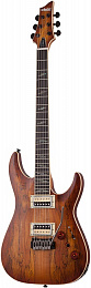 Электрогитара SCHECTER C-1 EXOTIC SPALTED MAPLE SNVB