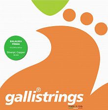 Струны для балалайки GALLI STRINGS FG018