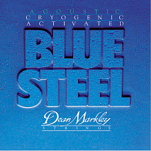 СТРУНЫ DEAN MARKLEY BLUE STEEL ACOUSTIC 2037 TMD