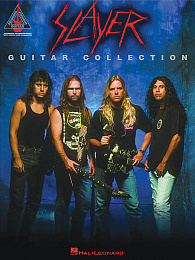 HAL LEONARD  RVRN SLAYER GUITAR COLLECTION