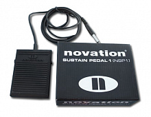 ПЕДАЛЬ SUSTAIN NOVATION NSP1