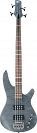 БАС-ГИТАРА IBANEZ SRX590 TRANSPARENT GRAY FLAT