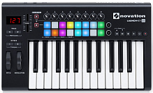 MIDI КОНТРОЛЛЕР NOVATION LAUNCHKEY 25 MK2