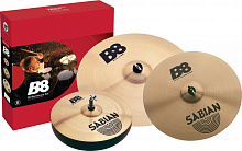 КОМПЛЕКТ ТАРЕЛОК SABIAN B8 PERFORMANCE SET