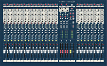 МИКШЕРНЫЙ ПУЛЬТ SOUNDCRAFT SPIRIT LX7II NEW 24CH