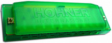 ГУБНАЯ ГАРМОШКА HOHNER HAPPY GREEN