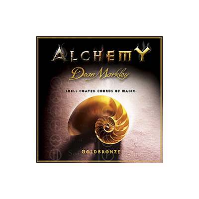 СТРУНЫ DEAN MARKLEY ALCHEMY GOLDBRONZE 2023 (85/15) СL