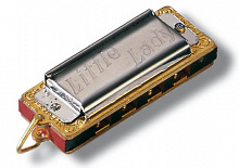 ГУБНАЯ ГАРМОШКА HOHNER LITTLE LADY