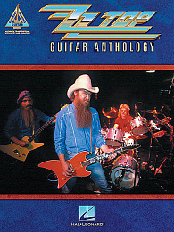 HAL LEONARD  RVRN ZZ TOP GUITAR ANTHOLOGY