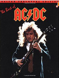 HAL LEONARD MSA BEST OF AC/DC GUITAR TAB
