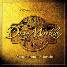 DEAN MARKLEY VINTAGE BRONZE ACOUSTIC 2003 (85/15) CL