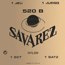 СТРУНЫ SAVAREZ 520B Traditional White low tension