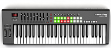 MIDI КЛАВИАТУРА NOVATION LAUNCHKEY 49